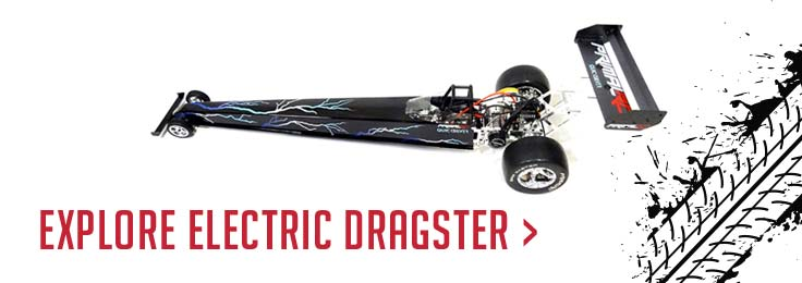Explore: Electric Dragster