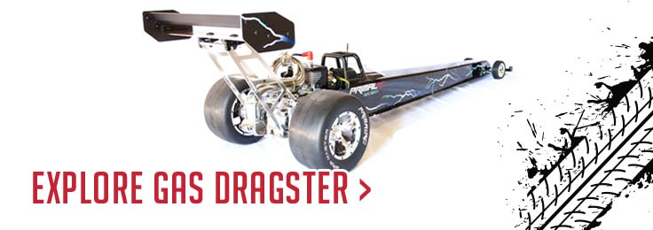 Explore: Gas Dragster