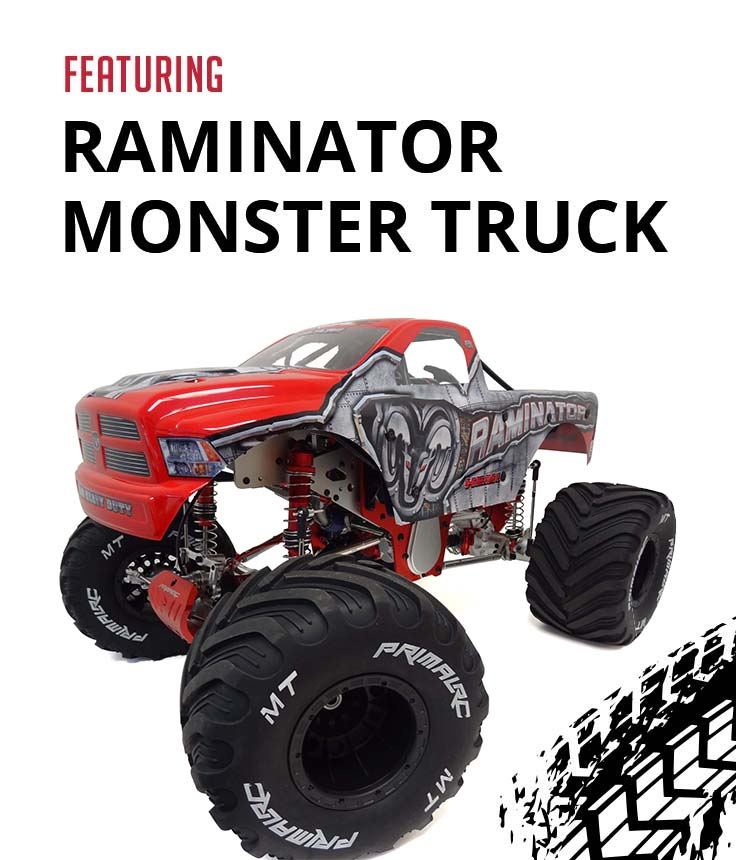 Welcome To Primal Rc Premium 1 5 Scale Rc Vehicles