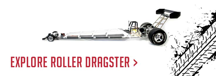 Explore: Dragster Roller