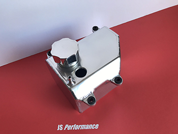 Monster Truck Alloy Fuel Tank - JS Performance