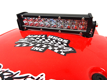 Raminator Monster Truck Dual Row 60W L.E.D Light Bar