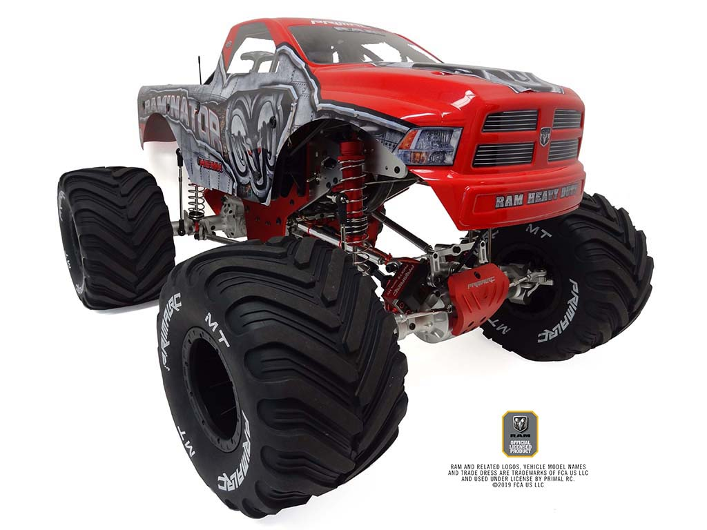 The Raminator Monster Truck is Back In Stock!