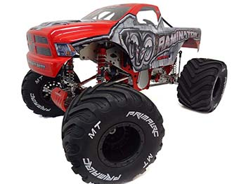1/5 Scale Raminator Monster Truck RTR * ShipsOctober 15th, 2020 *