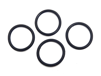 Raminator Monster Truck Lower Shock Tube Seals, O-Rings 20x2mm (4)