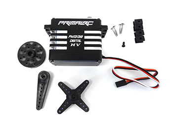 Raminator Monster Truck  PM13130 130KG MEGA TORQUE BRUSHLESS High Voltage Digital Steering or Brake Servo