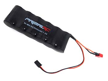 Raminator Monster Truck 7.2 Volt 5000 MAH Battery Pack