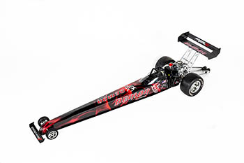 QS 1/5 Scale RTR Dodge SRT Demon Gas Powered Dragster