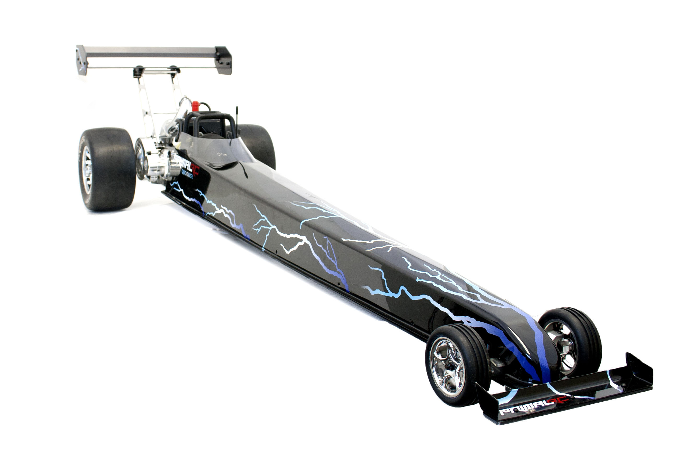 QS 1/5 Scale RTR G290 Gas Powered Dragster