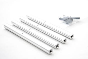 QS Rear Wing Support Bars (7*84mm) (Set of 4)
