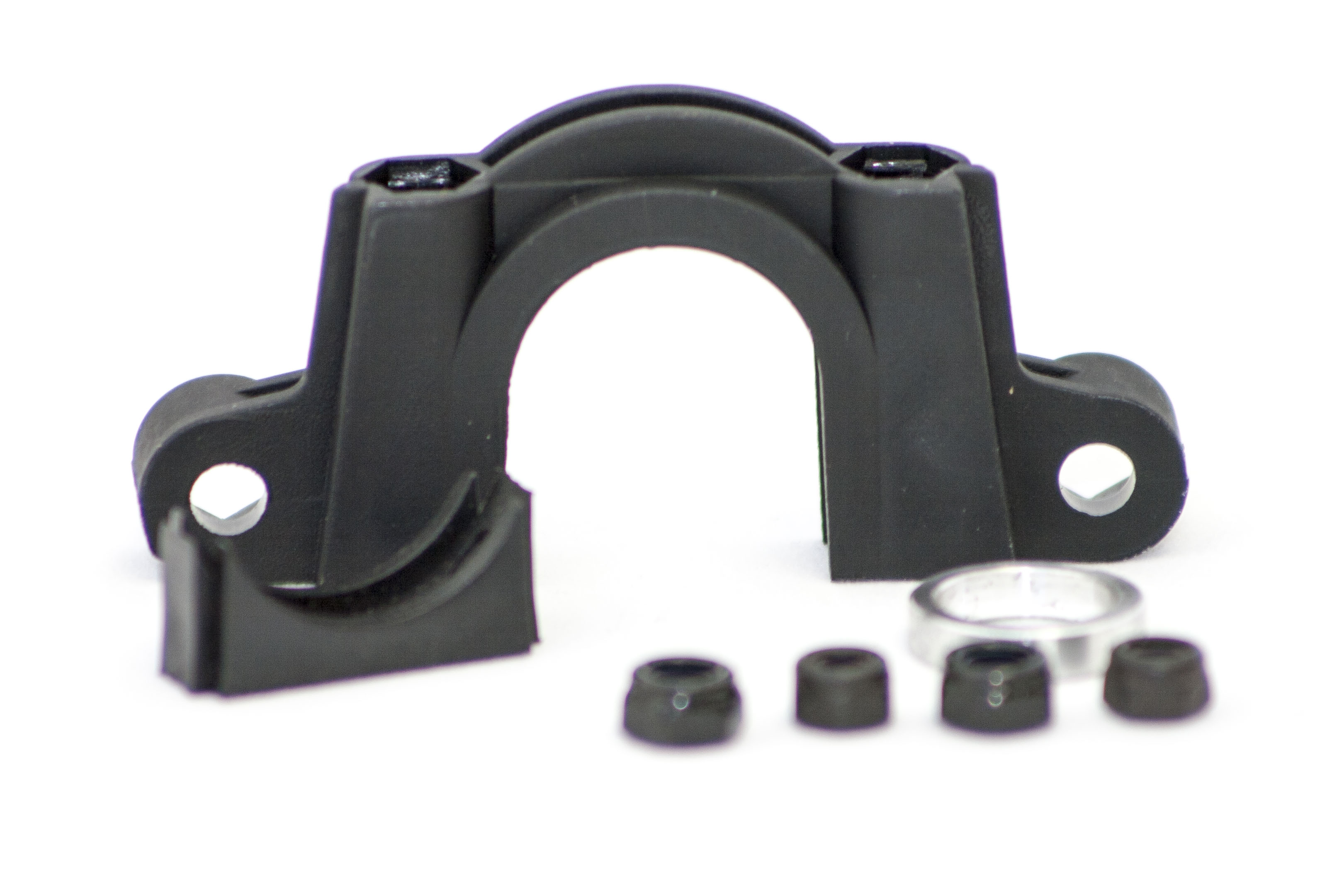 QS Spur Gear Support Bearing Mounting Set