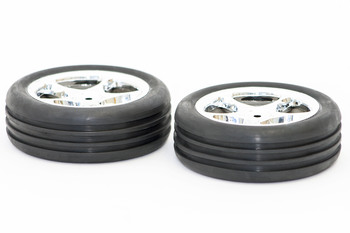 QS Front Wheels & Tires (Set of 2)
