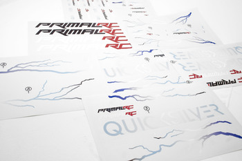 QS Body Sticker Sheet Set