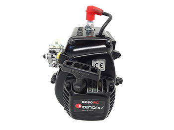 QS Zenoah G290 29cc Engine with Racing Clutch