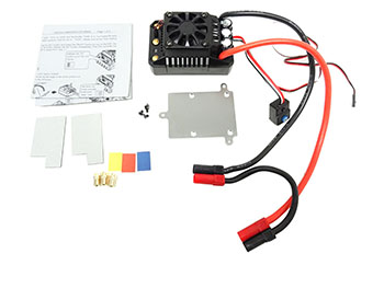200A Waterproof Brushless ESC for Electric Dragsters