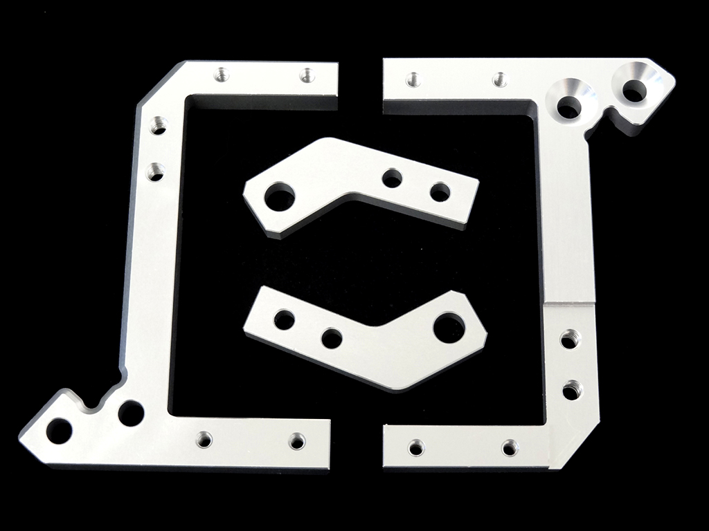 Raminator Monster Truck Steering Servo Mounts