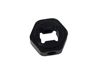 Raminator Monster Truck Transmission Gear Hex Mount