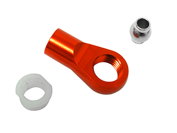 Raminator Monster Truck Lower Shock Ball End Set