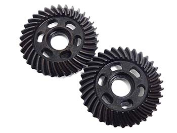 Raminator Monster Truck 34 Tooth Forward and Reverse Spiral Cut Transmission Bevel Gears