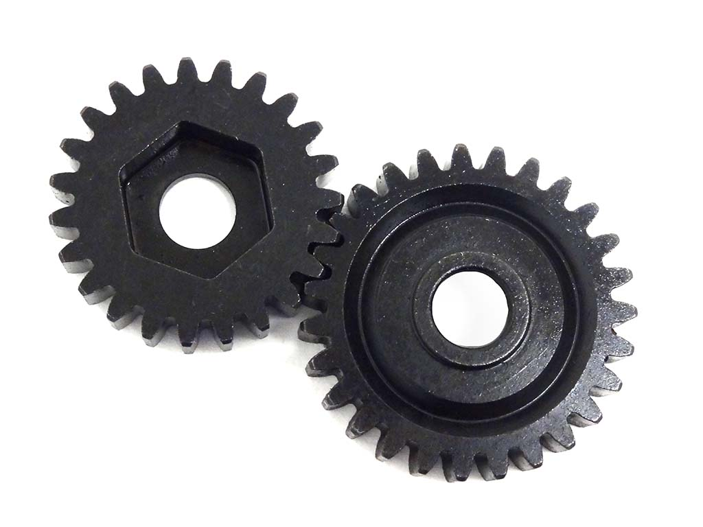 Raminator Monster Truck 23 and 27 Tooth Final Drive Gears