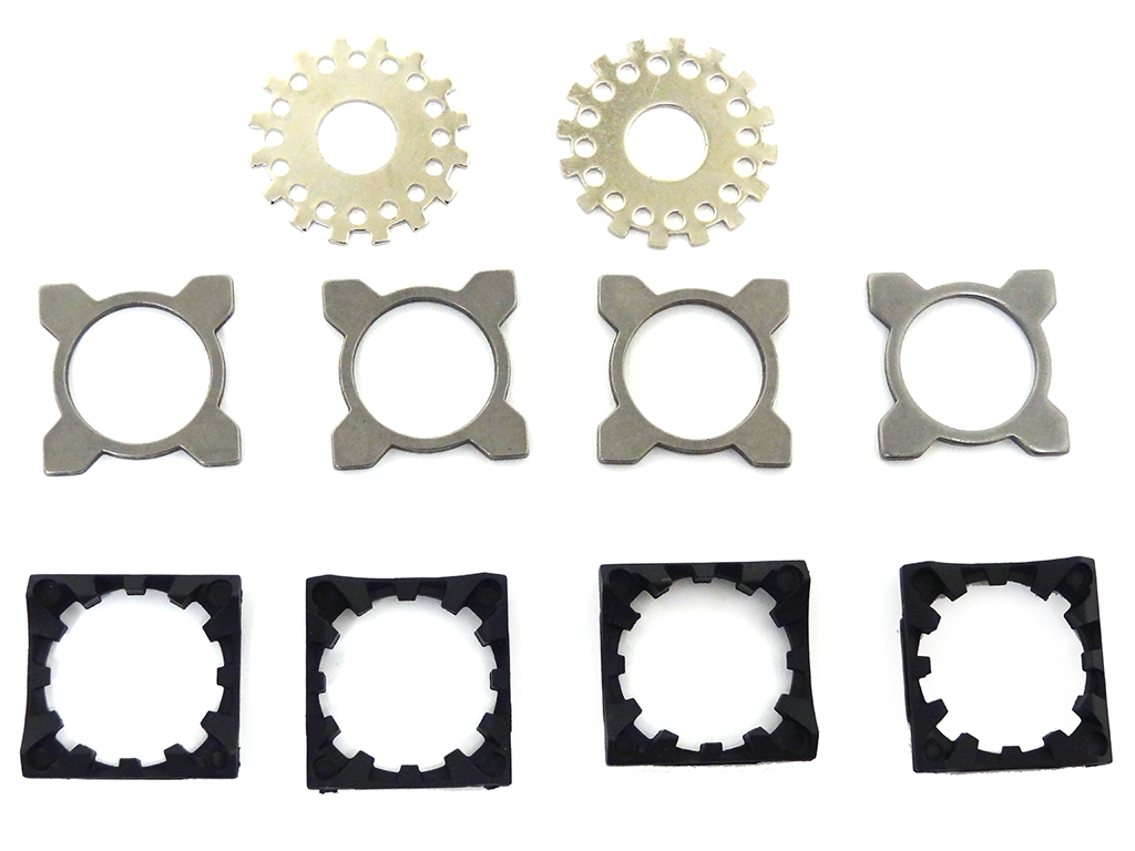 Raminator Monster Truck Inner Differential Washer Set