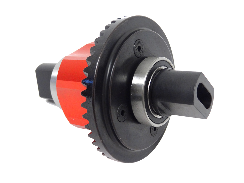 Raminator Monster Truck Complete Spiral Cut Gear Differential (V2)