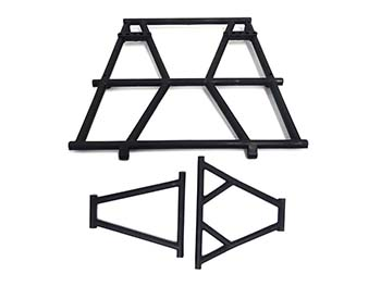 Raminator Monster Truck Front Roll Cage Top Parts