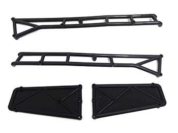 Raminator Monster Truck Left & Right Rear Roll Cage Set