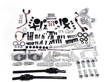 Raminator Monster Truck Rear Steering Conversion Kit