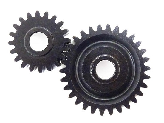 Raminator Monster Truck 20 and 30 Tooth Final Drive Gears